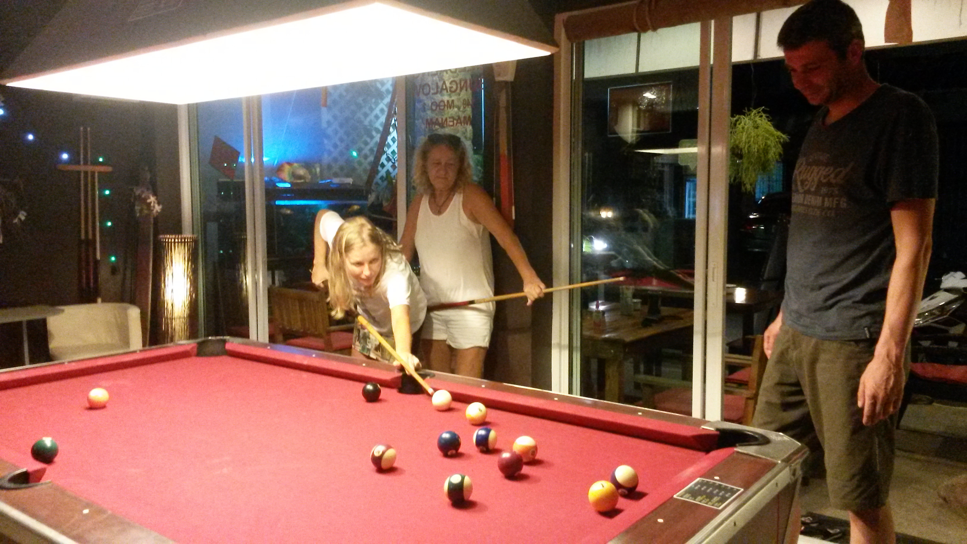 Delicous Snacks, With Thai Food And European, A Friendly Bar And Pool Table  Make This The Perfect Place To Meet Friends And Socialise With The Local ...